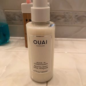 OUAI leave in conditioner never used!!!!